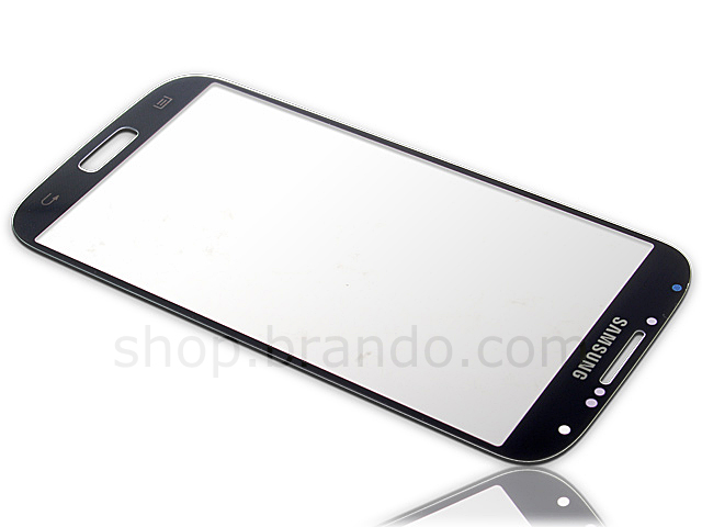 Samsung Galaxy S4 Replacement Glass Lens - Black