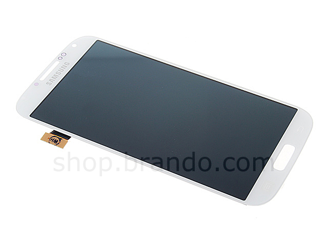 Samsung Galaxy S4 Replacement LCD Display - White