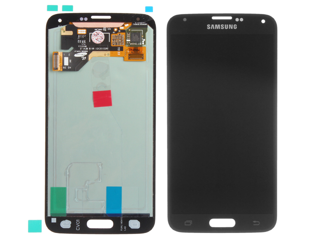 Quality replacement lcd display with touch panel for samsung galaxy s5