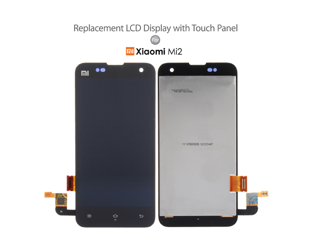 Xiaomi Mi-2 Replacement LCD Display with Touch Panel