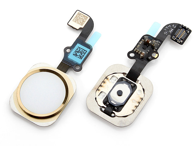 Iphone 6 6 Plus Replacement Home Button With Fingerprint Sensor