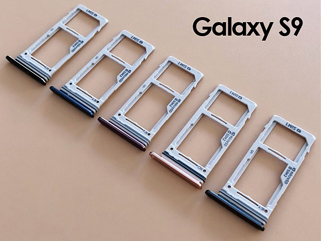 Samsung Galaxy S9 Replacement SIM Card Tray