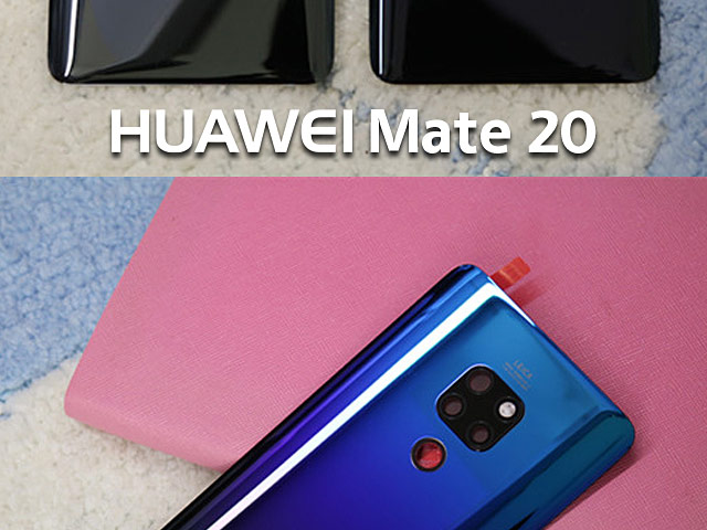 Huawei Mate 20 Replacement Glass Battery Back Door Cover Housing Panel