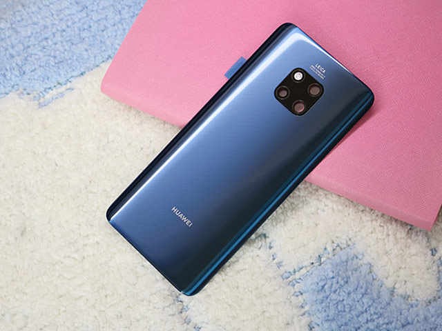 Huawei Mate 20 Pro Replacement Glass Battery Back Door Cover Housing Panel