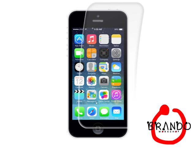 Brando Workshop Premium Tempered Glass Protector (Rounded Edition) (iPhone 5c)