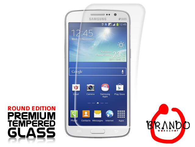 Brando Workshop Premium Tempered Glass Protector (Rounded Edition) (Samsung Galaxy Grand 2)