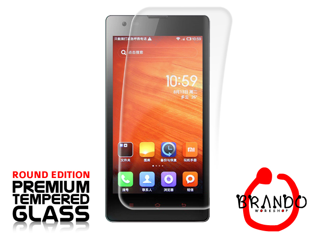 Brando Workshop Premium Tempered Glass Protector (Rounded Edition) (Xiaomi Hongmi)
