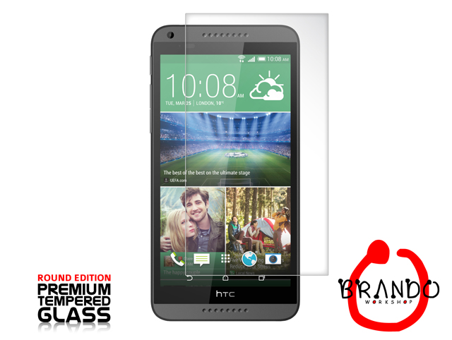 Brando Workshop Premium Tempered Glass Protector (Rounded Edition) (HTC Desire 816)