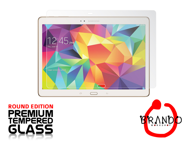 Brando Workshop Premium Tempered Glass Protector (Rounded Edition) (Samsung Galaxy Tab S 10.5)