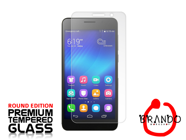 Brando Workshop Premium Tempered Glass Protector (Rounded Edition) (Huawei Honor 6)