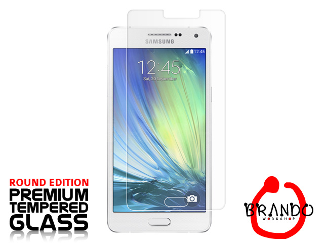 Brando Workshop Premium Tempered Glass Protector (Rounded Edition) (Samsung Galaxy A5)