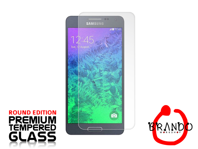 Brando Workshop Premium Tempered Glass Protector (Rounded Edition) (Samsung Galaxy A7)