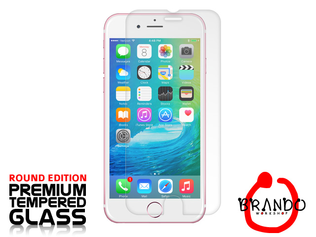 Brando Workshop Premium Tempered Glass Protector (Rounded Edition) (iPhone 6s Plus)
