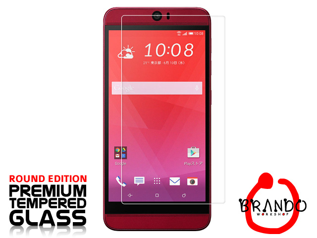 Brando Workshop Premium Tempered Glass Protector (Rounded Edition) (HTC Butterfly 3)