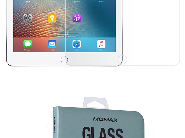 Momax Premium Tempered Glass Protector for iPad Pro 12.9""