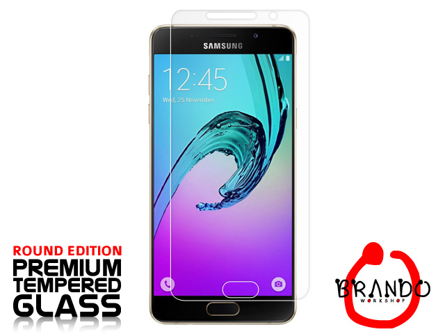Brando Workshop Premium Tempered Glass Protector (Rounded Edition) (Samsung Galaxy A5 (2016) A5100)
