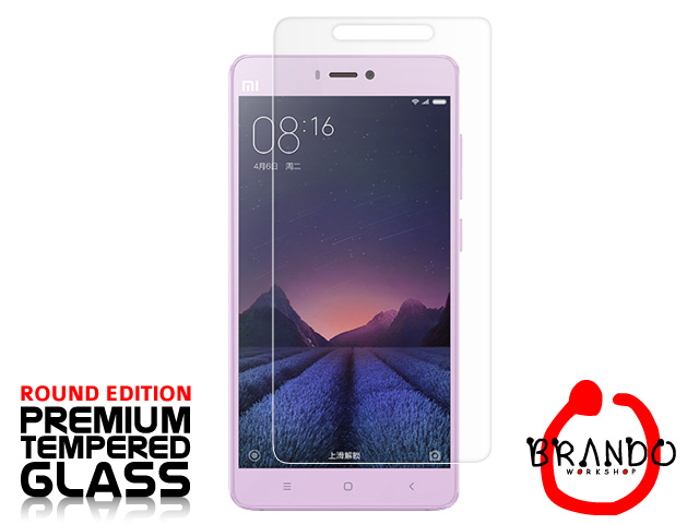 Brando Workshop Premium Tempered Glass Protector (Rounded Edition) (Xiaomi Mi 4s)