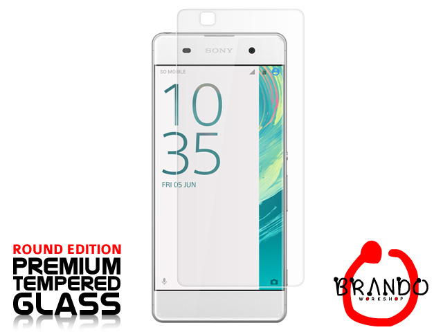 Brando Workshop Premium Tempered Glass Protector (Rounded Edition) (Sony Xperia XA)