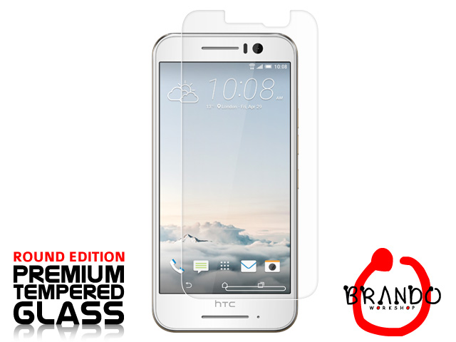 Brando Workshop Premium Tempered Glass Protector (Rounded Edition) (HTC One S9)