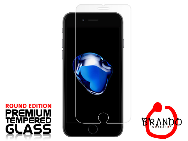 Brando Workshop Premium Tempered Glass Protector (Rounded Edition) (iPhone 7)