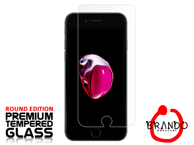 Brando Workshop Premium Tempered Glass Protector (Rounded Edition) (iPhone 7 Plus)