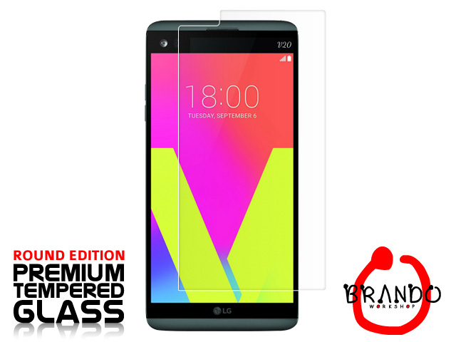 Brando Workshop Premium Tempered Glass Protector (Rounded Edition) (LG V20)