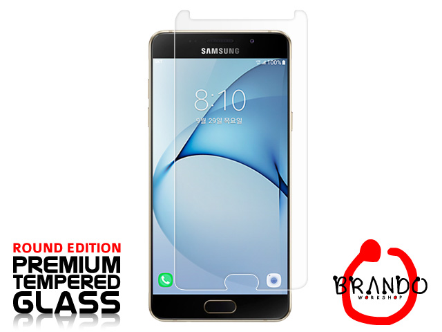 Brando Workshop Premium Tempered Glass Protector (Rounded Edition) (Samsung Galaxy A5 (2017))