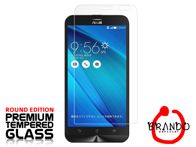 Brando Workshop Premium Tempered Glass Protector (Rounded Edition) (Asus Zenfone Go ZB551KL)