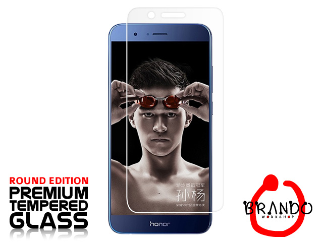 Brando Workshop Premium Tempered Glass Protector (Rounded Edition) (Huawei Honor 8 Pro / V9)