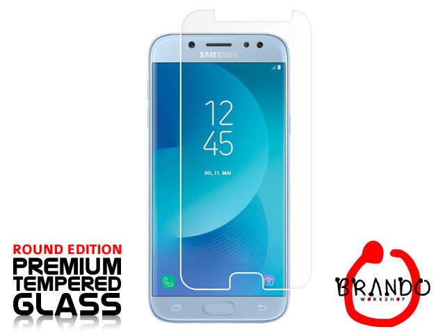 Brando Workshop Premium Tempered Glass Protector (Rounded Edition) (Samsung Galaxy J5 (2017) J5300)