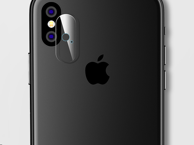 Brando Workshop Premium Tempered Glass Protector (Rounded Edition) (iPhone X - Rear Camera)
