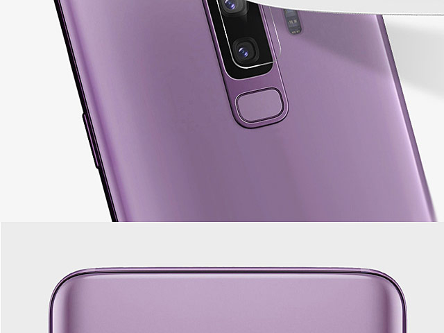 Brando Workshop Premium Tempered Glass Protector (Rounded Edition) (Samsung Galaxy S9 - Rear Camera)