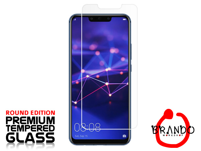 Brando Workshop Premium Tempered Glass Protector (Rounded Edition) (Huawei Mate 20 Lite)