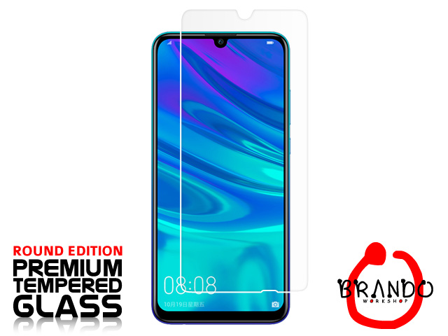 Brando Workshop Premium Tempered Glass Protector (Rounded Edition) (Huawei Enjoy 9s)