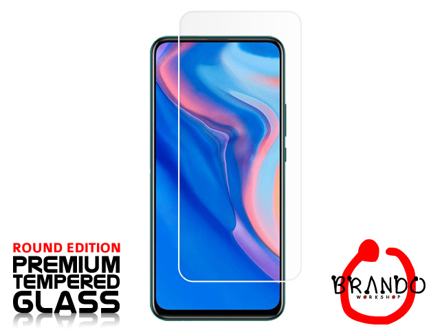 Brando Workshop Premium Tempered Glass Protector (Rounded Edition) (Huawei P Smart Z)