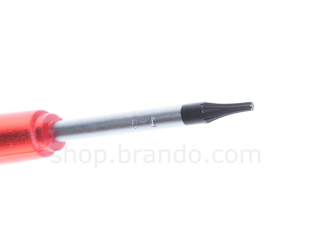 Package Contents : 1 Screwdriver T4