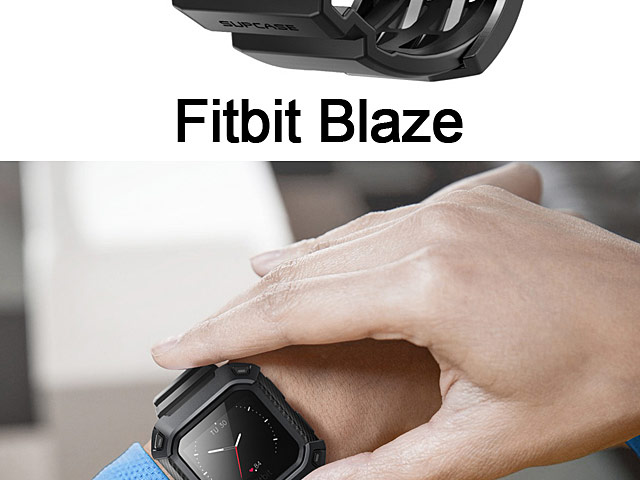 Supcase Unicorn Beetle Pro Wristband Case for Fitbit Blaze