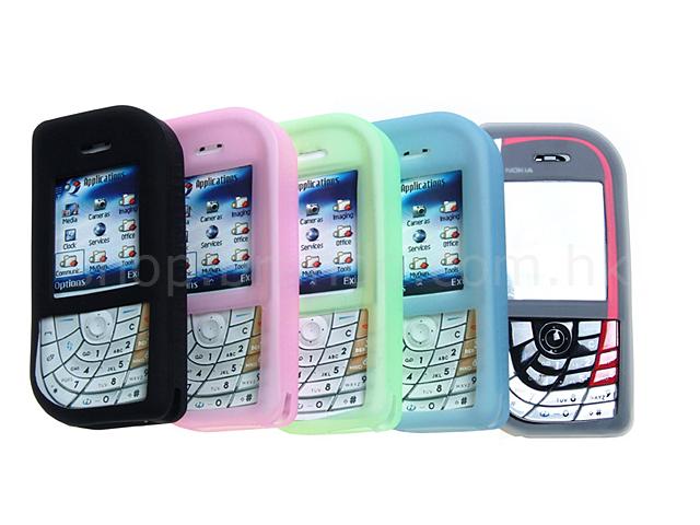 Silicone Case for Nokia 7610