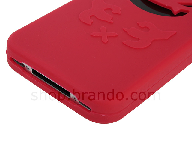 iPhone 4 Devil Silicone Case