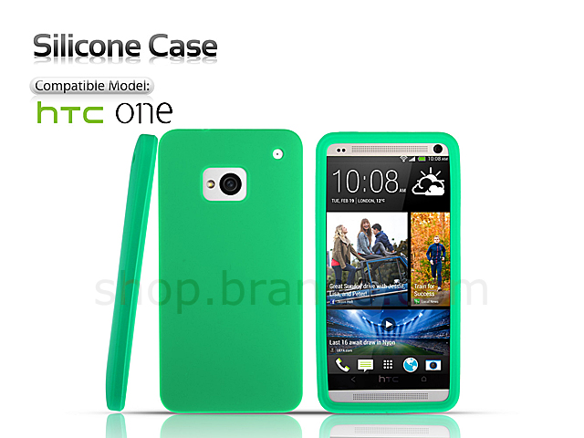 HTC One Silicone Case