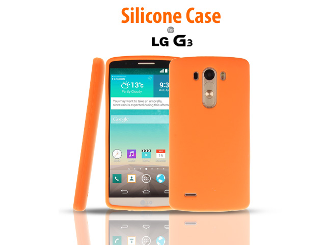 premium selection 008ed 5e025 LG G3 Silicone Case