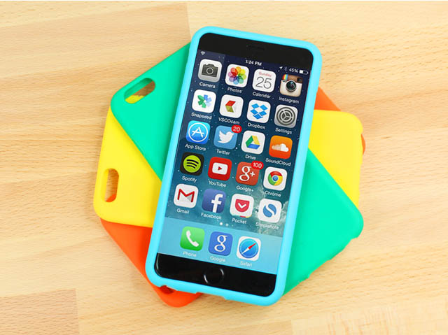 iPhone 6 Plus / 6s Plus Silicone Case
