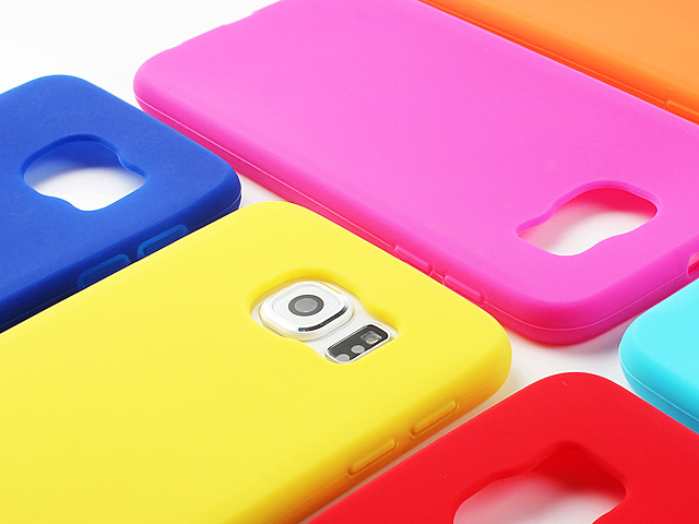 samsung s6 case yellow