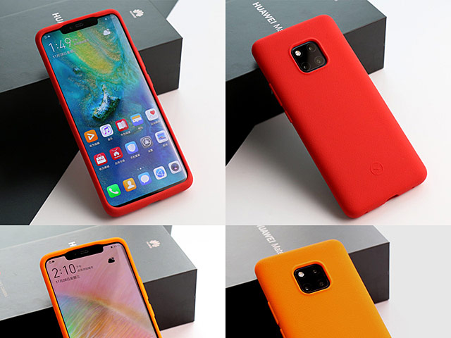 Huawei Mate 20 Pro Seepoo Silicone Case