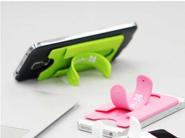 One Touch Silicone Stand