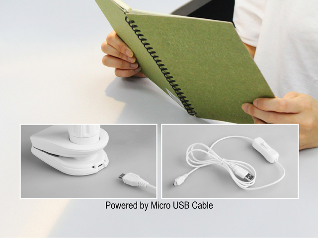 Jumbo Flexible Phone Stand + Lamp