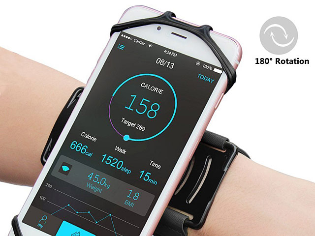 Sport Wristband Smartphone Holder