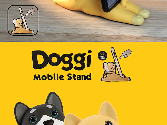 Doggie Mobile Stand