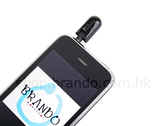 Brando Workshop Flexible Mini Capsule Microphone for iPhone/iPad