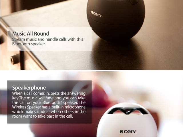 how to connect sony srs btv5 to laptop
